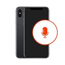 Wymiana mikrofonu iPhone X