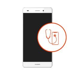 Diagnoza Huawei P8 Lite