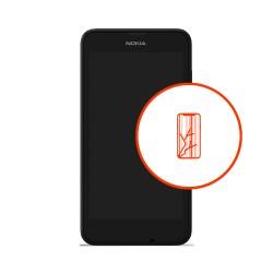 Wymiana wyświetlacza LCD digitizer dotyk Nokia Lumia 630/635