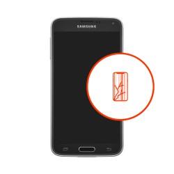 Wymiana zbita szybka digitizer dotyk Samsung Galaxy S5 G900F