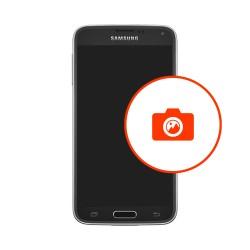 Wymiana szkiełka kamery Samsung Galaxy S5 G900F