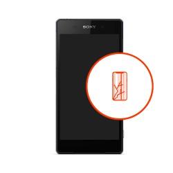 Wymiana wyświetlacza LCD digitizer dotyk Sony Xperia Z3
