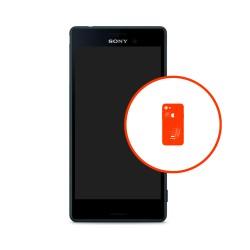 Wymiana tylnej obudowy, klapki baterii Sony Xperia M4 Aqua