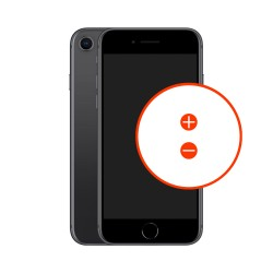 Wymiana przycisków głośności iPhone 8