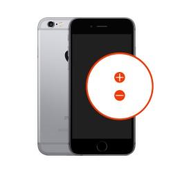 Wymiana przycisków głośności iPhone 6