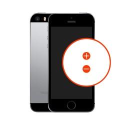 Wymiana przycisków głośności iPhone 5s