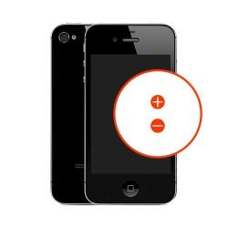 Wymiana przycisków głośności iPhone 4s