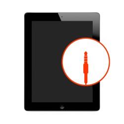 Wymiana gniazda słuchawek iPad 3